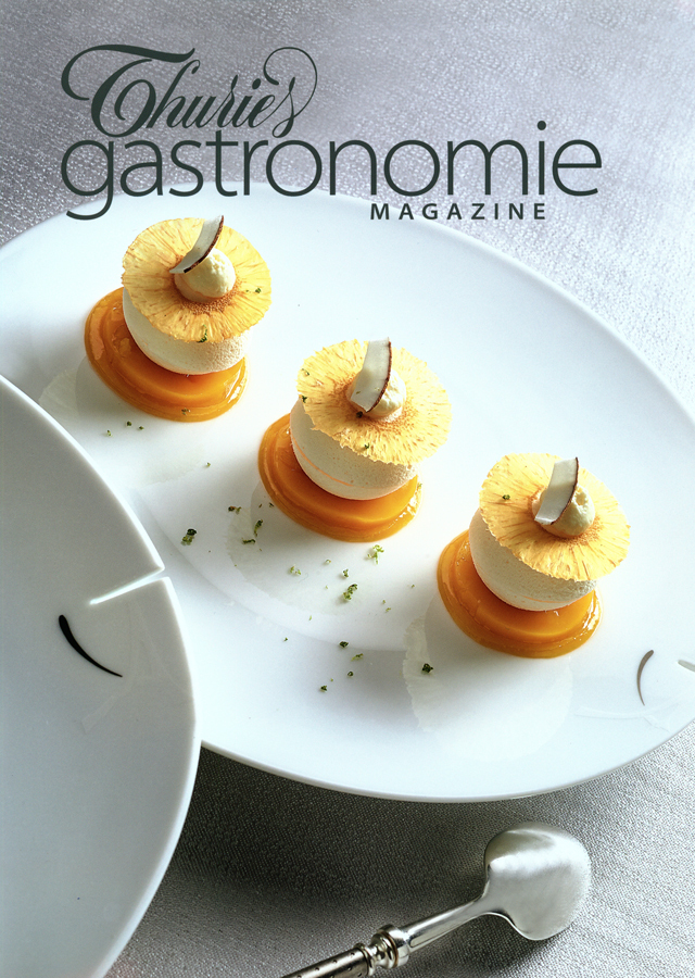 THURIES GASTRONOMIE  n'261