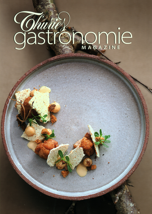 THURIES GASTRONOMIE  n'264