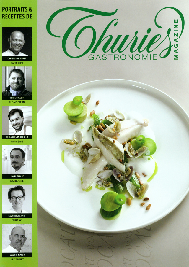THURIES GASTRONOMIE  n'278