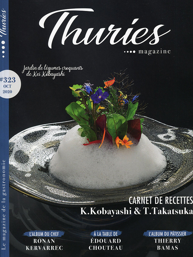 THURIES GASTRONOMIE  n'323