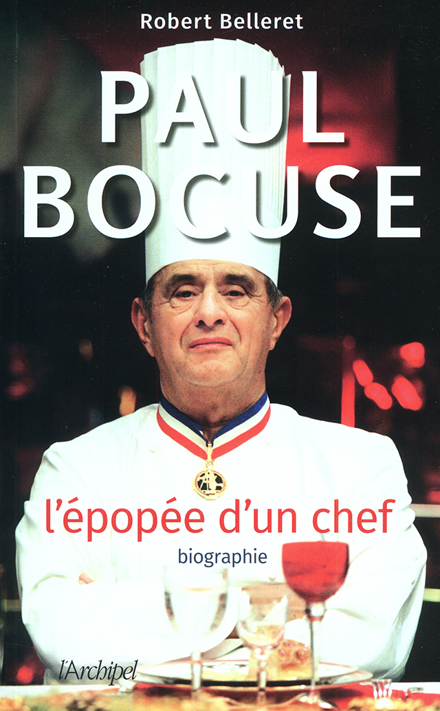 PAUL BOCUSE l'epopee d'un chef (フランス)