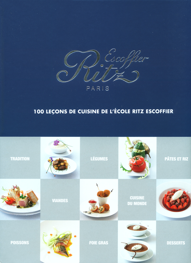 Escoffier Ritz PARIS  (フランス・パリ)