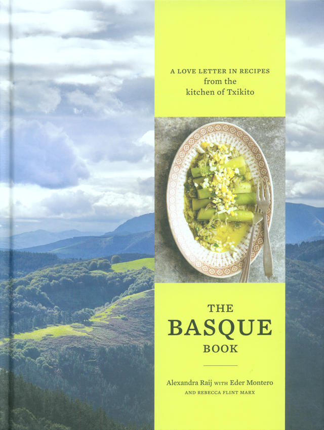 The Basque Book (アメリカ・NY)
