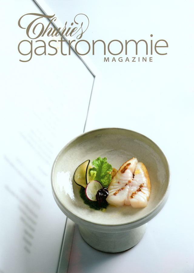 THURIES GASTRONOMIE  n'255