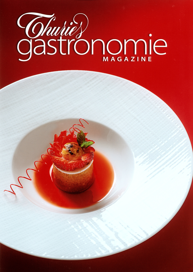 THURIES GASTRONOMIE  n'266