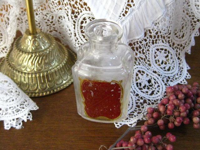 アンティーク&ブロカント 香水瓶(VIOLETTE)