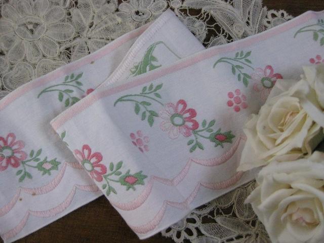 トリム(Fleurs/Pink)