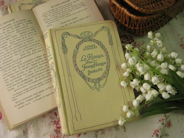 フランスネルソンブック(Le Roman d'un Jeune Homme pauvre)