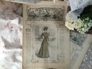 フランスファッション新聞 LA MODE ILLUSTREE ラ・モード・イリュストレ (1907年6月23日)
