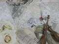 フレンチヴァレンシエンヌレース(幅広/Fleur)