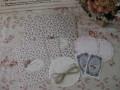 セレクト雑貨 ラッピングバッグセット(ロマンチックピンク)