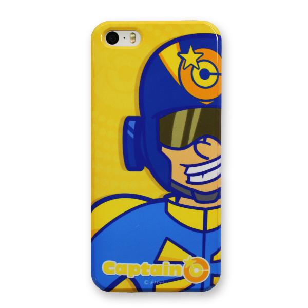 【チュバチュバワンダーランド】iPhone SE・iPhone 5・iPhone 5s 対応ケース(キャプテン☆C)