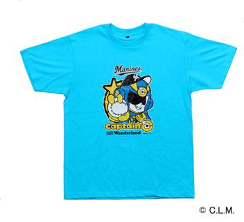 【チュバチュバワンダーランド】チバテレ×マリーンズ限定コラボTシャツ【数量限定】