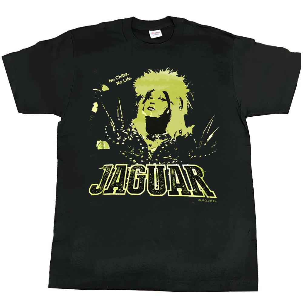 ジャガーさん(JAGUARさん) Tシャツ(Aデザイン)
