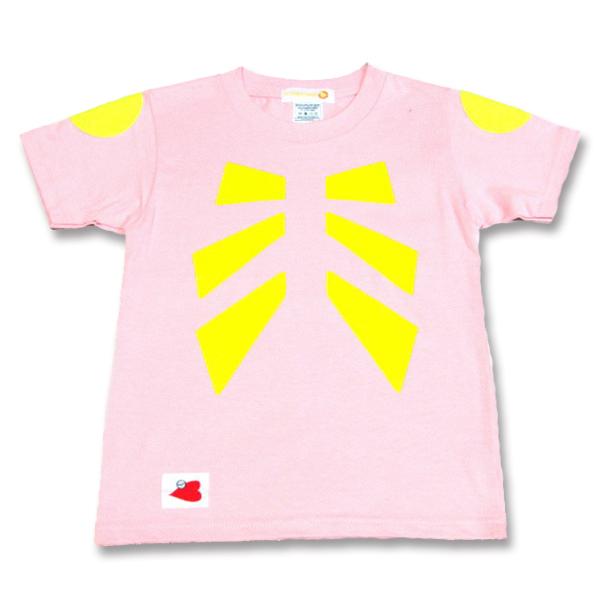 【チュバチュバワンダーランド】キャプテン☆C オリジナルなりきりTシャツ(ピンク)