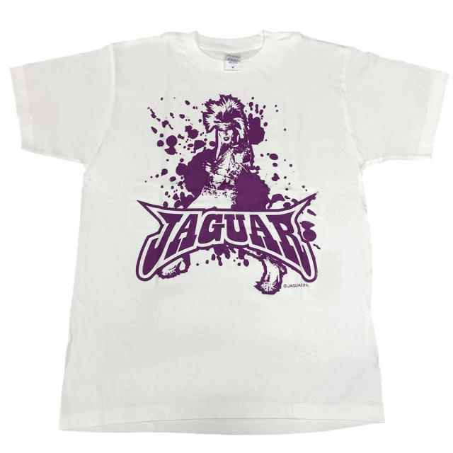 ジャガーさん(JAGUARさん) Tシャツ(Cデザイン)