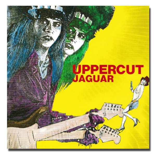 ジャガーさん(JAGUARさん) CD/UPPERCUT