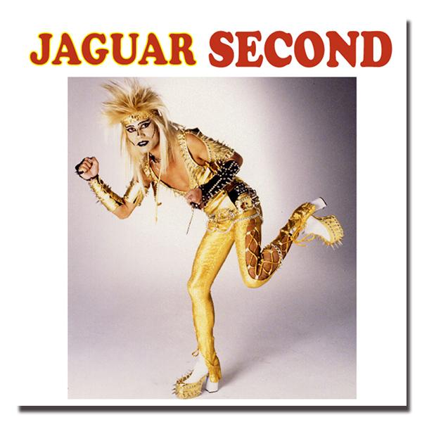 ジャガーさん(JAGUARさん) CD/JAGUAR SECOND
