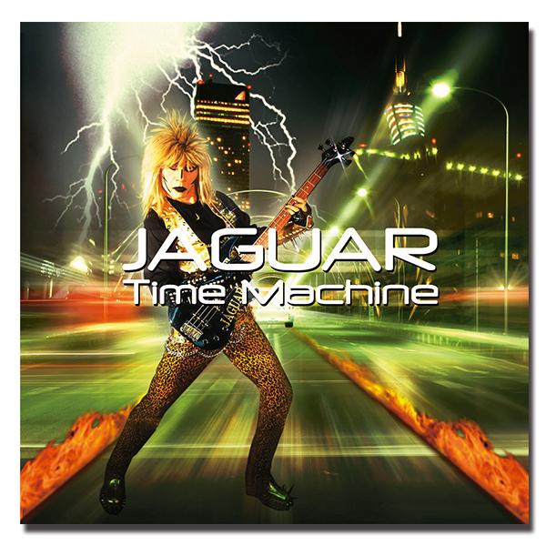 ジャガーさん(JAGUARさん) CD/Time Machine