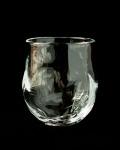 李慶子 石ころグラス