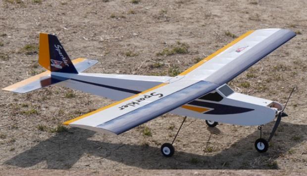【電動400クラストレーナー機】MBP JAPAN SPARK LER (スパークラー) ARF