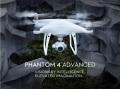 【新機種登場 専用ディスプレイ付送信機モデル】DJI PHANTOM 4 ADVANCE +(プラス) (当店テストフライト調整済)