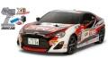 【すぐ遊べるフルセット】 タミヤ XB GAZOO Racing TRD 86(TT-02シャーシ