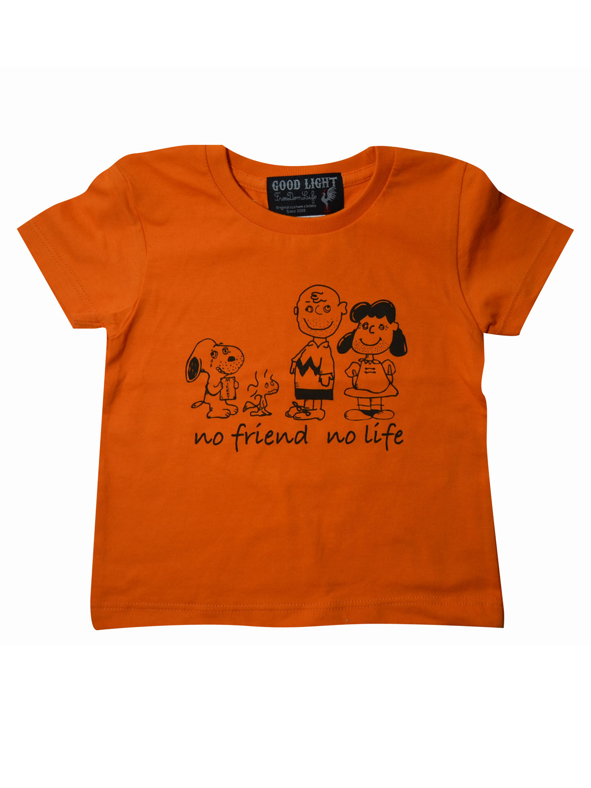 GOOD LIGHT DOG FAMILY KIDS TEE