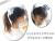 【親子お揃いプレゼント/高級シュシュ】水色ギンガムチェックとブルーリボンの子どもシュシュ【出産祝い/ペア/誕生日/ジュメル神戸】画像