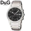 (訳ありの為激安価格)(送料無料) D&G ドルチェ&ガッバーナ DOLCE&GABBANA アナログ 腕時計 クロノグラフ 3719770123 SANDPIPER