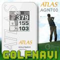 ��ԥƥ� ���ȥ饹��YUPITERU ATLAS�� ����եʥ� GOLFNAVI GPS ��Υ�� AGN700