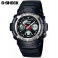 (送料無料) カシオ(CASIO) G-SHOCK アナデジ腕時計 AW-590-1A