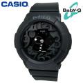 (送料無料) Baby-G カシオ(CASIO) BGA-131-1B アナデジ腕時計 Neon Dial Series ネオンダイヤルシリーズ ブラック