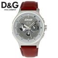 (送料無料) D&G ドルチェ&ガッバーナ アナログ 腕時計 クロノグラフ DW0210 CODE NAME