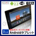 KEIAN ������ 7����� ����ɥ?�� ���֥�å� GF12 Android2.2 ���֥�å�PC ���֥�å�ü�� ����