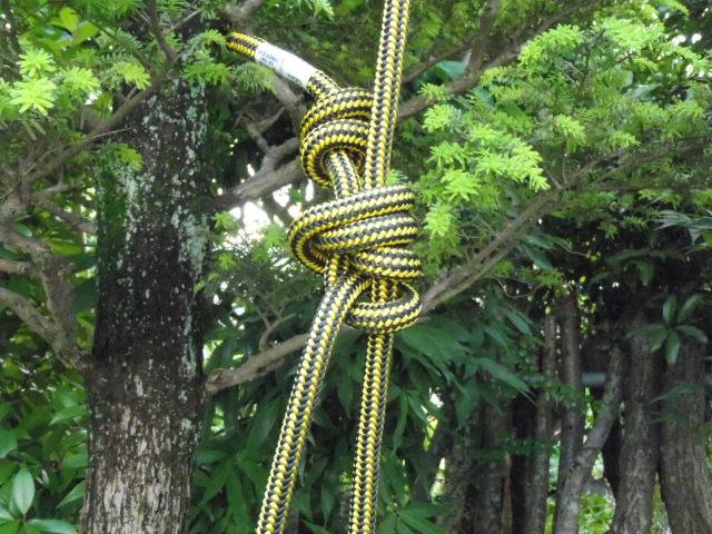 ツリー用クライミングロープ