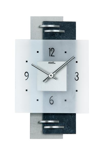 ドイツ・アームスデザイン掛け時計/AMS9245