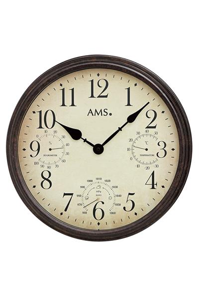 アームスAMSアンティーク調掛け時計