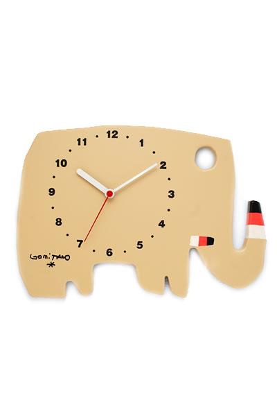 五味太郎オリジナル掛け時計