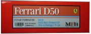 K581 【Ver.B】 Ferrari D50 : 1956 Rd.5 French GP1/12scale Fulldetail Kit