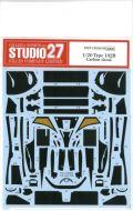 CD20039 1/20 Type102B Carbon decal  (T社1/20 Type102B対応)