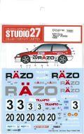 "DC1148  1/24 Civic ""Razo""#3/#20 1989  (A社1/24 CivicEF3対応)"