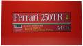 K549 【Ver.B】 Ferrari 250TR  1958 LM #17   1/12scale Fulldetail Kit