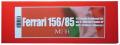 K593  (Ver.B) Ferrari 156/85 1985 Rd.12 Italian GP (別売りデカール300円込み) 1/12scale Fulldetail Kit