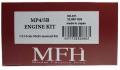 KE011  McLaren MP4/5B Engine  1/12scale Multi-material  Kit