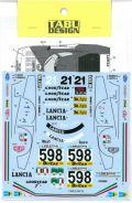 "TABU24018 1/24 ストラトスターボ ""Giro d""Italia 1976#598 (T社1/24対応)"