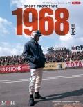 "SportscarNO14 1968 PART-02 最終巻! 【メール便""送料無料""】"