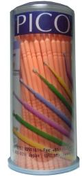 bp785 picoマイクロブラシ(L)オレンジ 2.0mm  100本入り(100pcs)