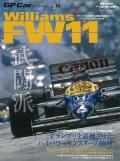 """gpcar-no13  Williams FW11   【メール便""""送料無料""""】(三栄書房)"""
