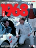 "SportscarNO13 1968 PART-01【メール便""送料無料""】"